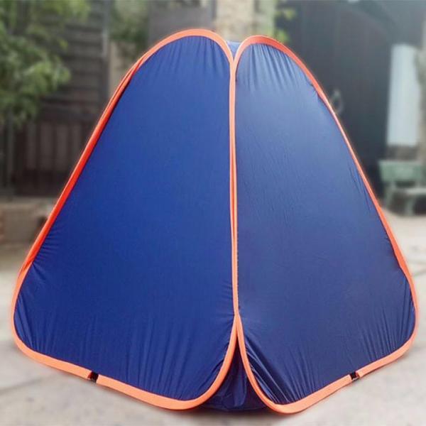 Lều xông hơi tự bung loại 1- Vải dày dặn- Màu ngẫu nhiên