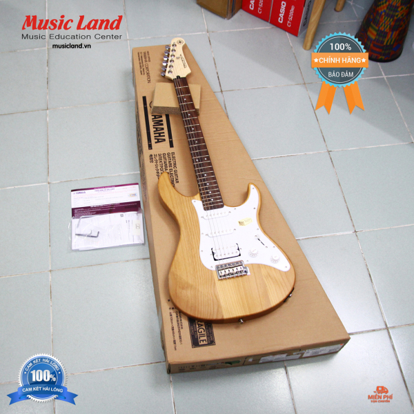 Đàn Guitar Điện Yamaha Pacifica 112J – Chính hãng