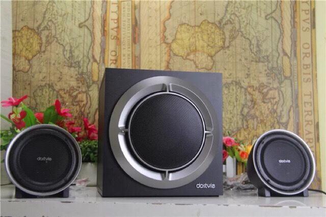Giá Loa vi tính 2.1 công xuất lớn DOSTYLE SD306 âm thanh cực hay