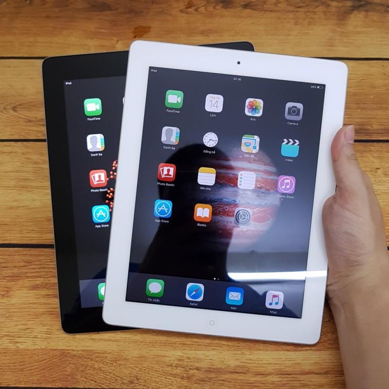 Máy tính bảng giá rẻ iPad 2 wifi mới - Kích thước màn hình 9.7 inch, Đầy đủ chức năng kèm pin sạc
