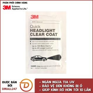 Dung dịch phủ bóng bảo vệ và chống ố đèn pha ô tô 3M 32516 - - Dmall247, chăm sóc bảo dưỡng xe, chống ố đèn pha thumbnail