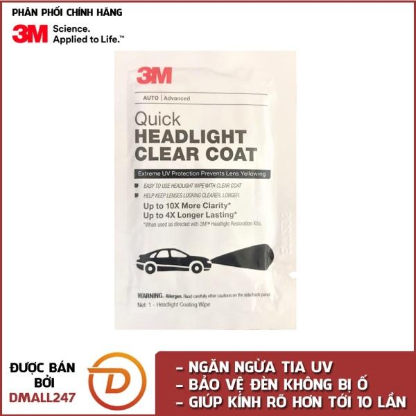 Dung dịch phủ bóng bảo vệ và chống ố đèn pha ô tô 3M 32516 -   - Dmall247, chăm sóc bảo dưỡng xe, chống ố đèn pha