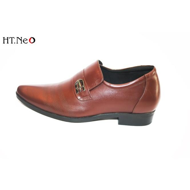 Giày Tây Nam Tăng Chiều Cao 6Cm Cực Đẹp Da Sịn Êm Chân (Gt110-Na) giá rẻ