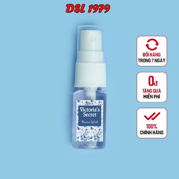 Xịt thơm toàn thân hương nước hoa Victoria Secret, Bath And Body Works 12ML (Bill Mỹ) -DSL 1979 cao cấp