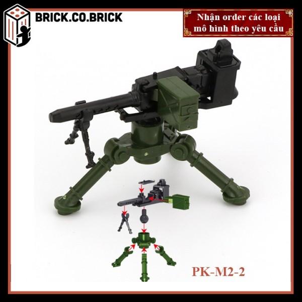 Phụ kiện MOC Army-   Đồ chơi lắp ráp minifig và non-lego trang trí quân đội - PKM2-2
