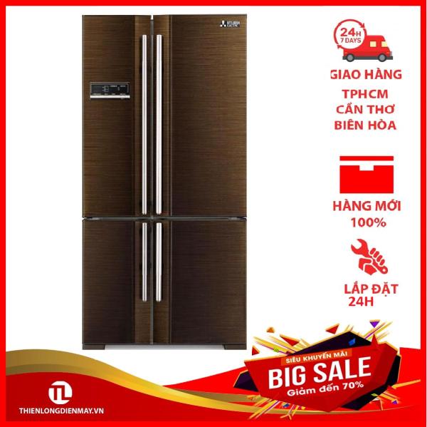 Tủ lạnh Mitsubishi Electric Inverter 580 lít MR-L72EH-BRW-V