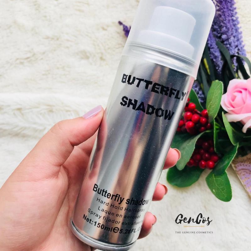 Keo xịt khoá SHIZUKU vào sợi tóc Butterfly Shadow 150ml giá rẻ
