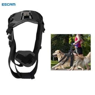 Giá Đỡ Dây Dắt Chó ESCAM RCSTQ Cho Camera Hành Động DJI OSMO Pocket 2/1