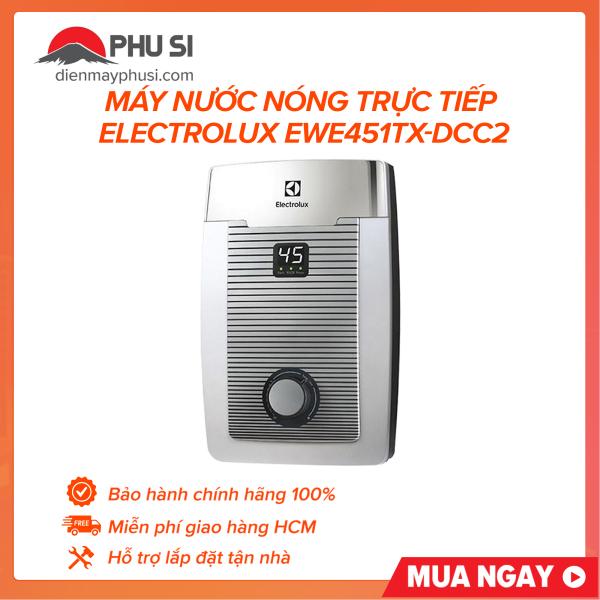 Bảng giá Máy nước nóng trực tiếp Electrolux EWE451TX-DCC2