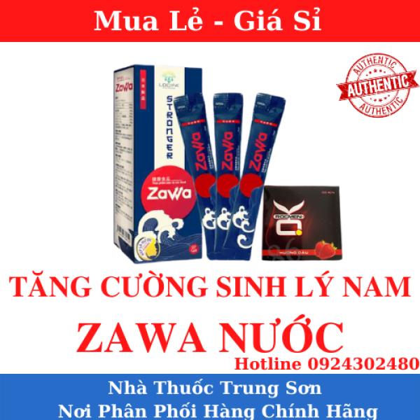 [HCM]Zawa nước uống hỗ trợ sinh lý nam- TS02