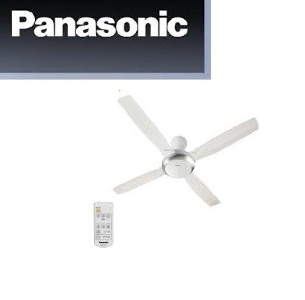 [HCM]Quạt trần 4 cánh Panasonic F-56XPG - W ( màu trắng ) / F-56XPG-W