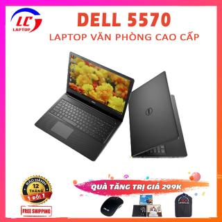 Dell Latitude 5570 Laptop Văn Phòng Cao Cấp, i5-6200U, VGA Intel HD 520, Màn 15.6 Full HD IPS, Laptop Dell, Laptop i5 thumbnail