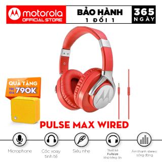 Tai nghe chụp tai có dây Motorola PULSE MAX WIRED SINGLE thumbnail