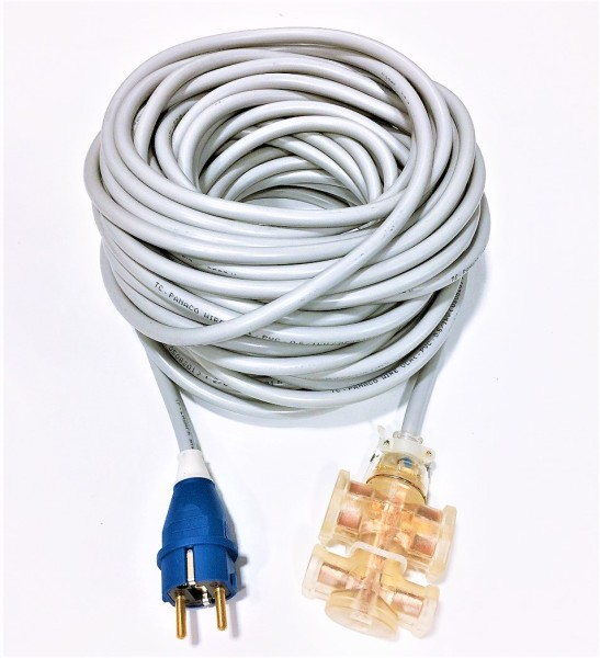 Bảng giá Dây điện 20m, 2 x 2.5 lỏi đồng nguyên chất, có ổ cắm đúc nhựa deo có đèn báo sáng, phích cắm chính hãng không vở, siêu chặt, siêu bền sử dụng an toàn