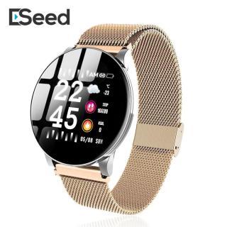 ESEED Đồng hồ thông minh E3 mới, có màn hình cảm ứng chống nước IP67, pin 170mAh, bluetooth 4.0, có chức năng nhắc nhở vận động theo dõi giấc ngủ, dùng cho Android IOS iPhone Xiaomi Huawei, giá tốt - INTL thumbnail