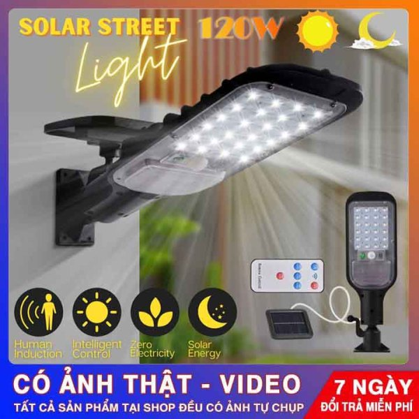 Bảng giá (CÓ REMOTE,Tặng Dây dẫn dài 5 mét ) Đèn Năng Lượng Mặt Trời 100W , Cảm biến Sáng Tối , Cảm Biến Chuyển Động , đèn LED siêu sáng dùng trong cả mùa mưa