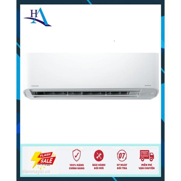 Máy lạnh Toshiba Inverter 2 HP RAS-H18C3KCVG-V (Miễn phí giao tại HCM-ngoài tỉnh liên hệ shop)