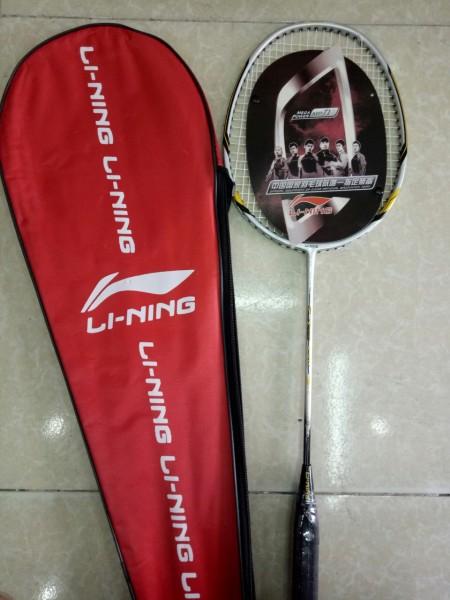 Vợt cầu lông Li-ning - có cước, tặng bao vợt siêu đẹp- Khung khỏe -Ảnh thật sản phẩm