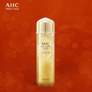 Nước Cân Bằng Tinh Chất Vàng AHC Brilliant Gold Toner 140ml thumbnail