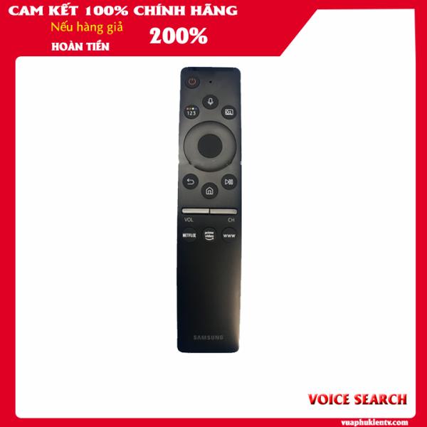 Bảng giá Điều khiển tivi Samsung CHÍNH HÃNG  tìm kiếm giọng nói tiếng Việt  One Remote màu đen thông minh dùng được cho tivi 2019