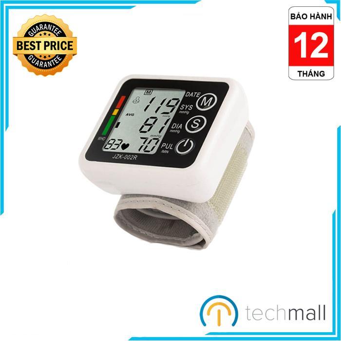 Nơi bán Máy đo huyết áp cổ tay Healthy Life JZK-002R - Thiết kế nhỏ gọn - Sử dụng hiệu quả - Cho độ chuẩn xác cao - Bảo hành 12 tháng