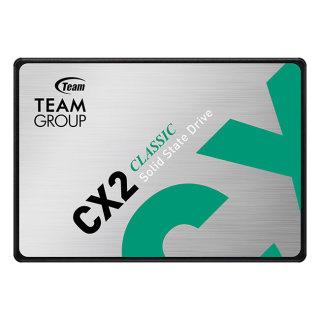 [Giảm ngay 50K ĐH từ 600K] Ổ cứng SSD TeamGroup CX2 Classic 512GB 2.5 SATA III - BH Chính hãng 3 Năm thumbnail