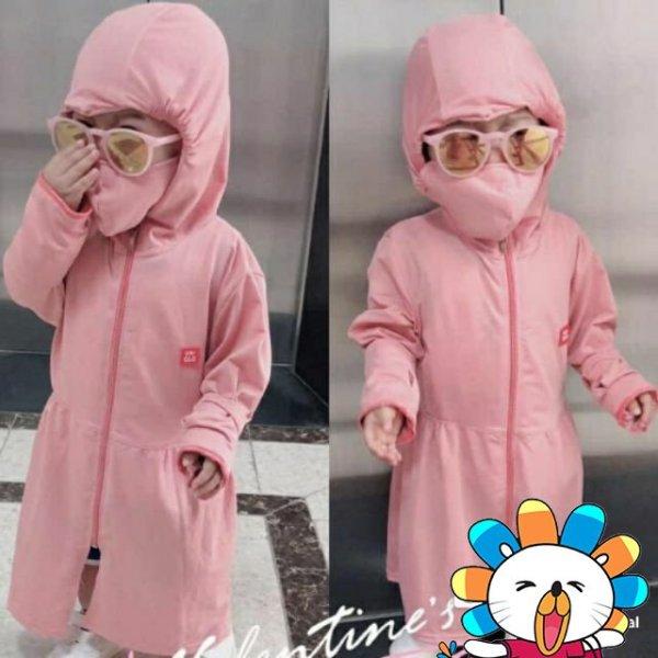Giá bán 💙 ÁO CHỐNG NẮNG 💙 áo chống nắng, chống tia UV toàn thân cho bé gái - size từ 10-40 kg