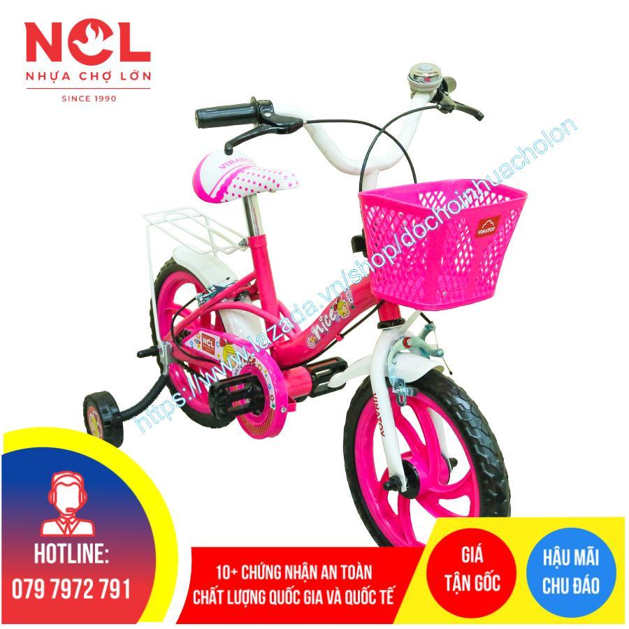 Mua Xe đạp trẻ em Nhựa Chợ Lớn 12 inch K104 - M1798-X2B
