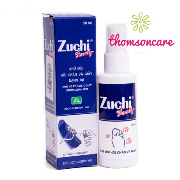 Xịt khử mùi Zuchi - khử mùi hôi chân mùi hôi giày sản phẩm có nguồn gốc xuất xứ rõ rang dễ dàng sử dụng cam kết sản phẩm y như hình giá rẻ