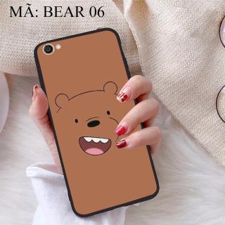 [HCM]Ốp lưng iCase dành cho Vivo Y55 viền dẻo TPU BST Chúng ta là Gấu thumbnail