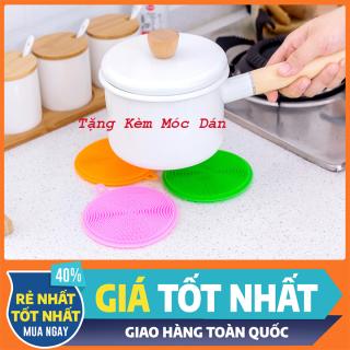 Miếng rửa chén - miếng rửa bát silicon đa năng thumbnail