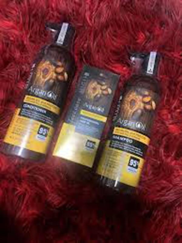 Tinh dầu dưỡng tóc và phục hồi MiGe Argan Oil 100ml