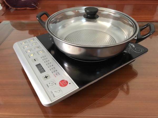 [ Tặng nồi ] Bếp từ đơn cảm ứng panasonic PT-598