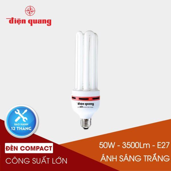 Đèn Compact Điện Quang ĐQ-CFL-4U-F14-50W-DL-E27