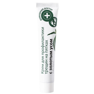 Kem dưỡng da chân Domashnij Doctor chống nứt nẻ chiết xuất từ cây lược vàng 42 ml thumbnail