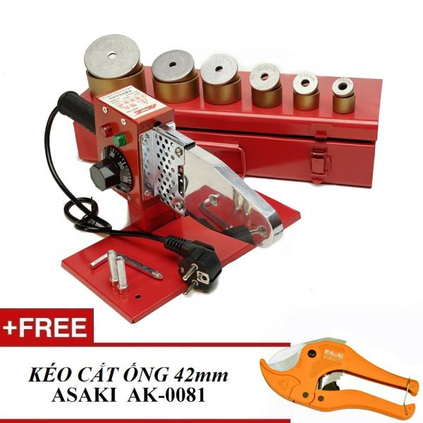 Cách hàn ống nước chịu nhiệt-Máy hàn nhiệt PPR 20-63 Giá Rẻ, chất lượng đảm bảo [PW]