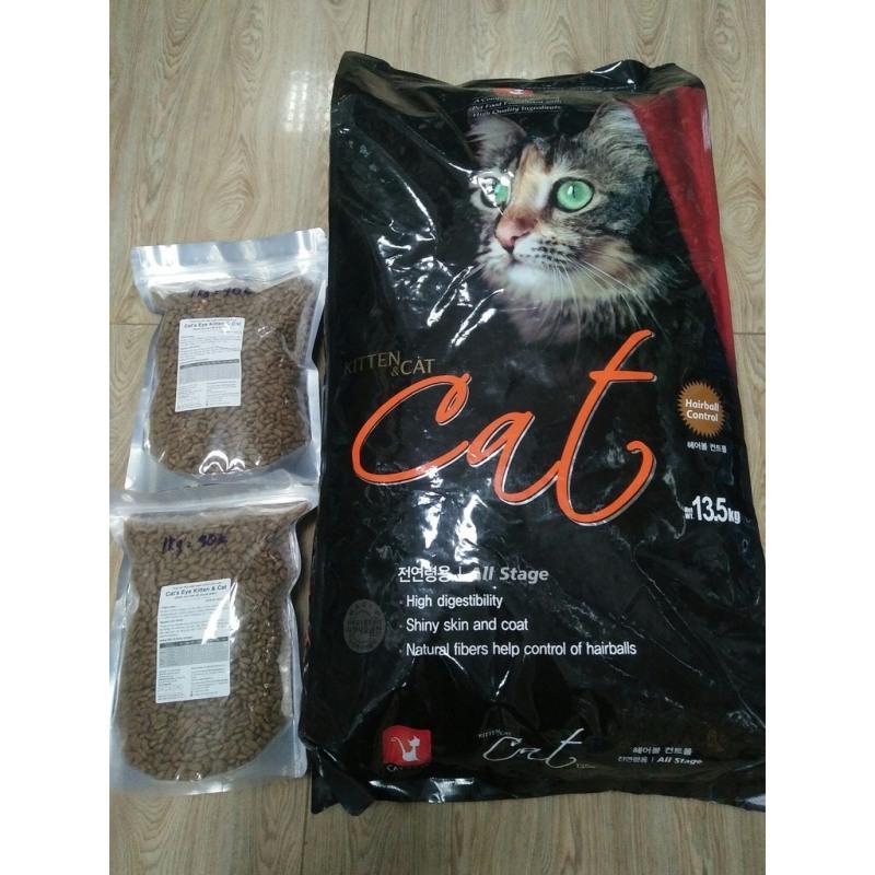 Thức ăn mèo Cat eye ( Chiết túi zip 1-3kg)