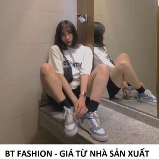 (Mua Lẻ hoặc Bộ) Áo Thun Phom Rộng Quần Thun Ôm Legging Ngố - BT FASHON (SE05) thumbnail
