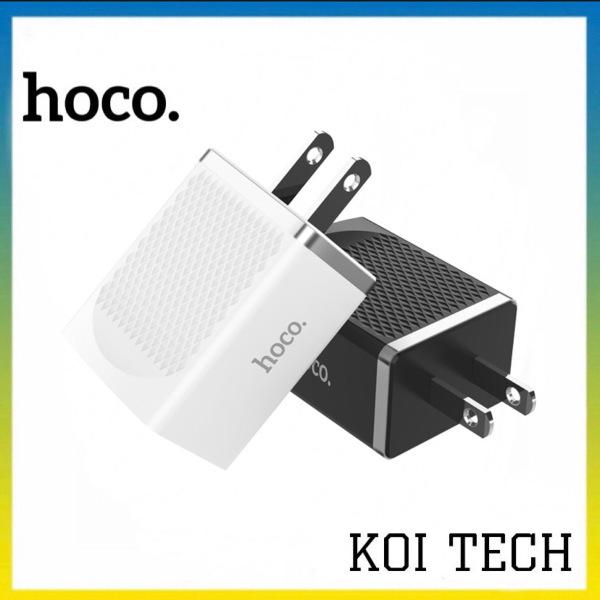 Cốc sạc củ sạc nhanh Hoco C42 Quick Charge 3.0 - NEW