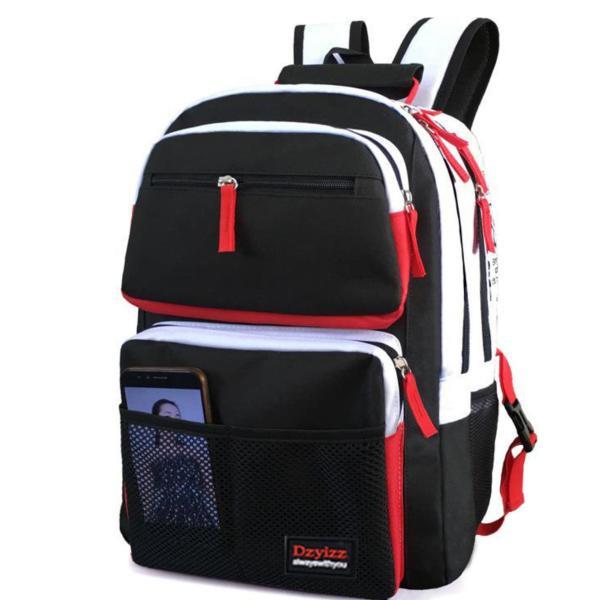 Balo nam nữ thời trang đi học hottrend 2019 có ngăn chứa laptop phong cách style HÀN QUỐC (TD1)