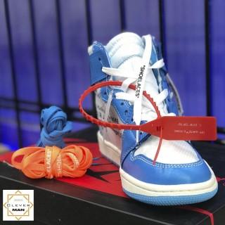 (FREESHIP+HỘP+QUÀ) Giày Thể Thao Sneakers AIR JORDAN 1 OFF WHITE Retro High University UNC Xanh Trắng Cổ Cao Cực Thời Trang Cho Nam Và Nữ Cực đẹp Và Phong Cách Cho Cả Nam Và Nữ thumbnail