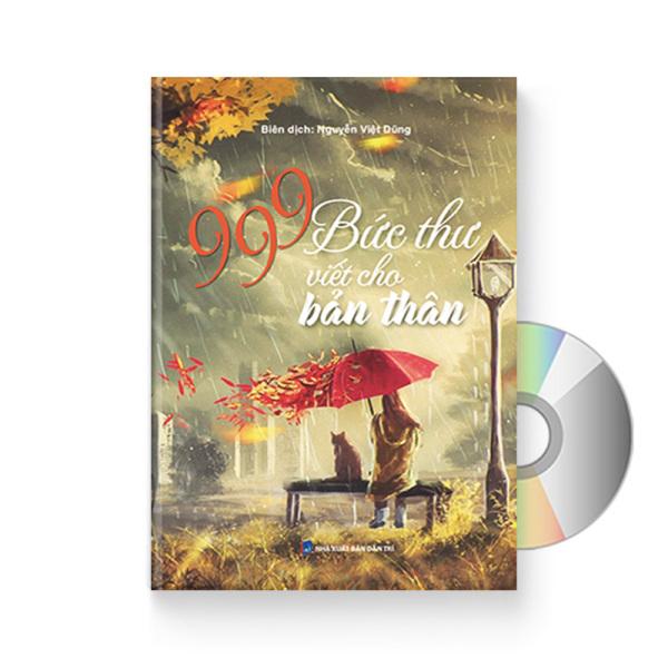 Mua 999 Bức Thư Viết Cho Bản Thân (Trung – Pinyin – Việt, Có Audio nghe) + DVD quà tặng