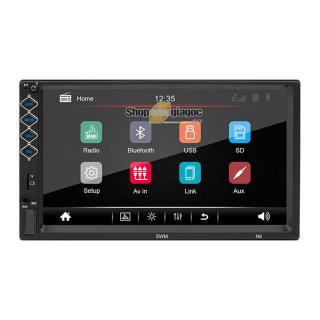 [HCM]Đầu Phát Nhạc Mp5 Cảm Ứng 7 Inch HD Bluetooth N8 thumbnail
