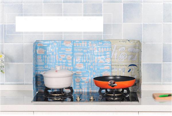 Bảng giá Tấm chắn dầu mỡ có họa tiết , chắn nóng cho nhà bếp , dụng cụ chắn dầu mỡ nhà bếp, tấm trang trí nhà bếp chắn dầu mỡ Điện máy Pico
