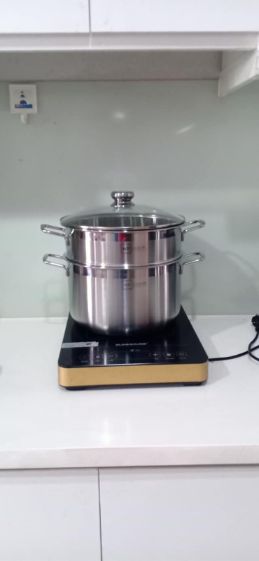 Bộ xửng hấp inox HT cook 28cm