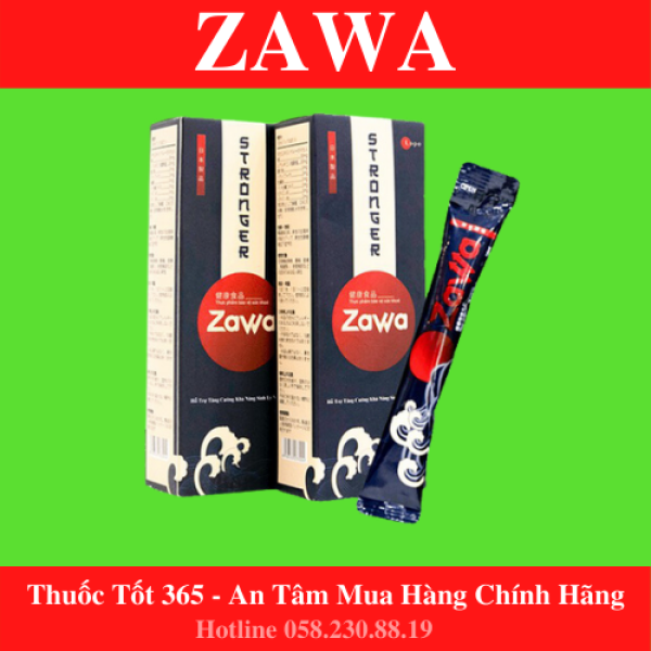 ZAWA Dạng Nước Hiệu Quả Hơn Chính Hãng Giá Sỉ - Chính hãng- MITA
