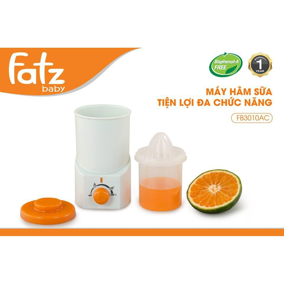 Máy hâm sữa tiện lợi Fatzbaby FB3010AC