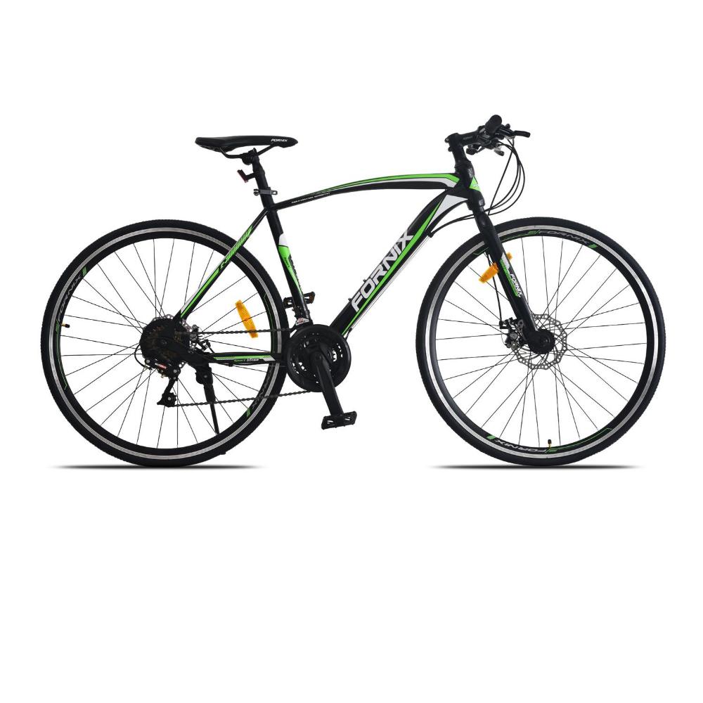 Xe đạp đường trường Fornix FR303, thiết kế kiểu dáng Khí Động Lực Học tiên tiến, Khung Sườn hợp kim...