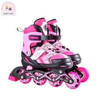 Giày Trượt Patin Trẻ Em Papaison A9 - Giày Patin Cho Bé Papaison - Tặng Kèm Bộ Bảo Hộ 6 Món thumbnail