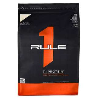 WHEY PROTEIN - RULE 1 - R1 PROTEIN - 10lbs - Bổ sung protein tăng cơ giảm mỡ - Từ USA thumbnail